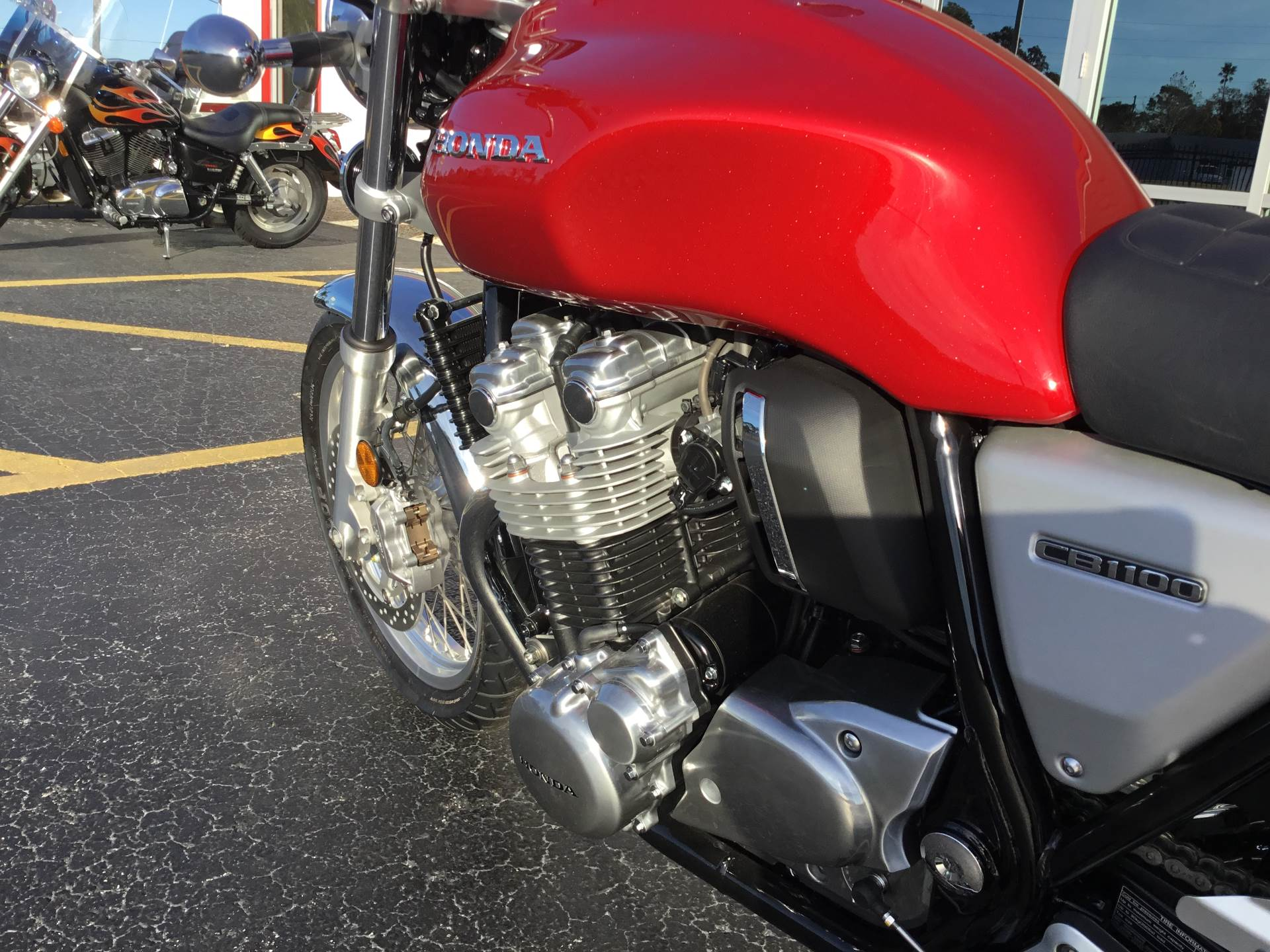2017 Honda CB1100 EX in Hudson, Florida - Photo 11