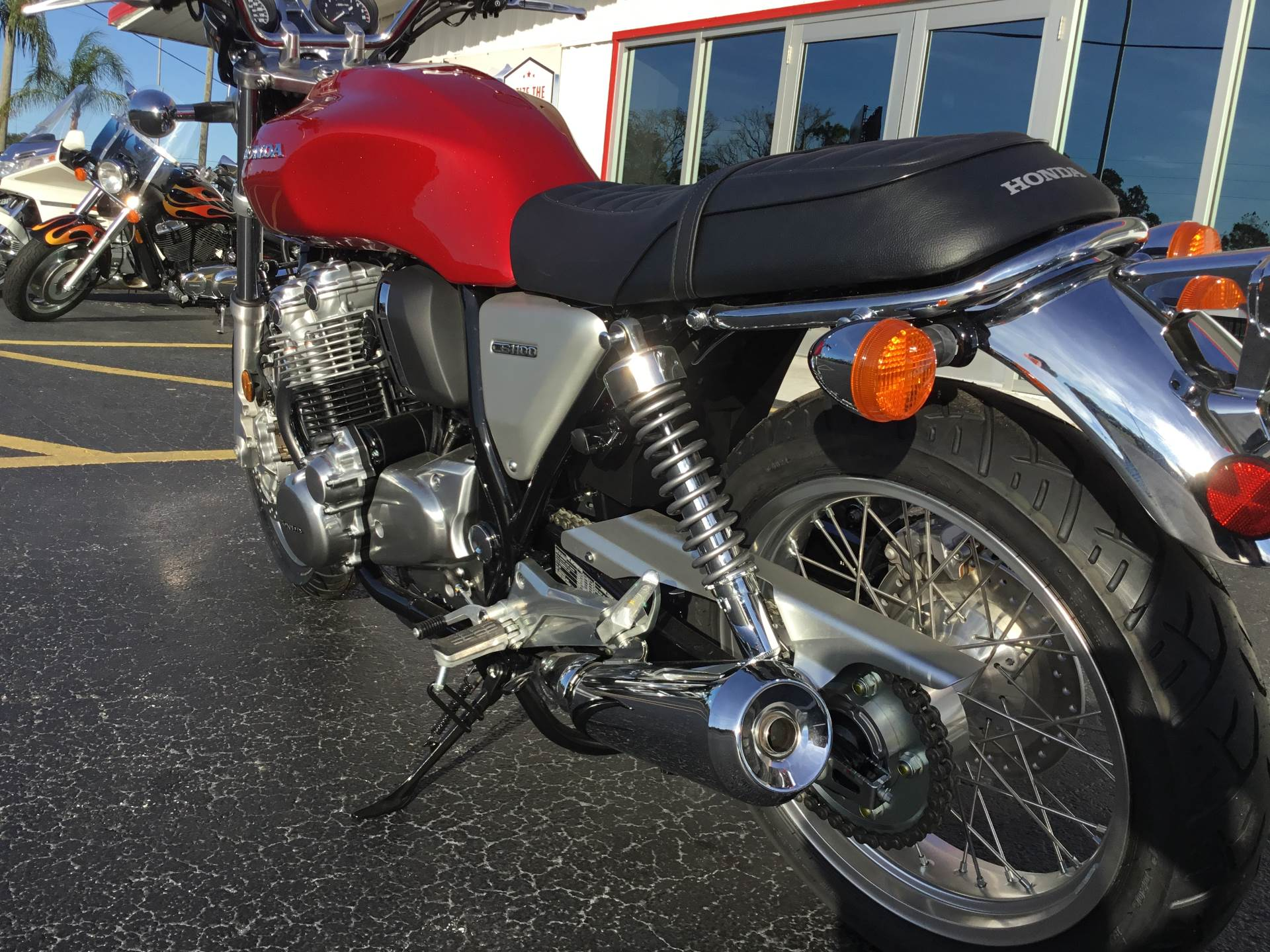 2017 Honda CB1100 EX in Hudson, Florida - Photo 12