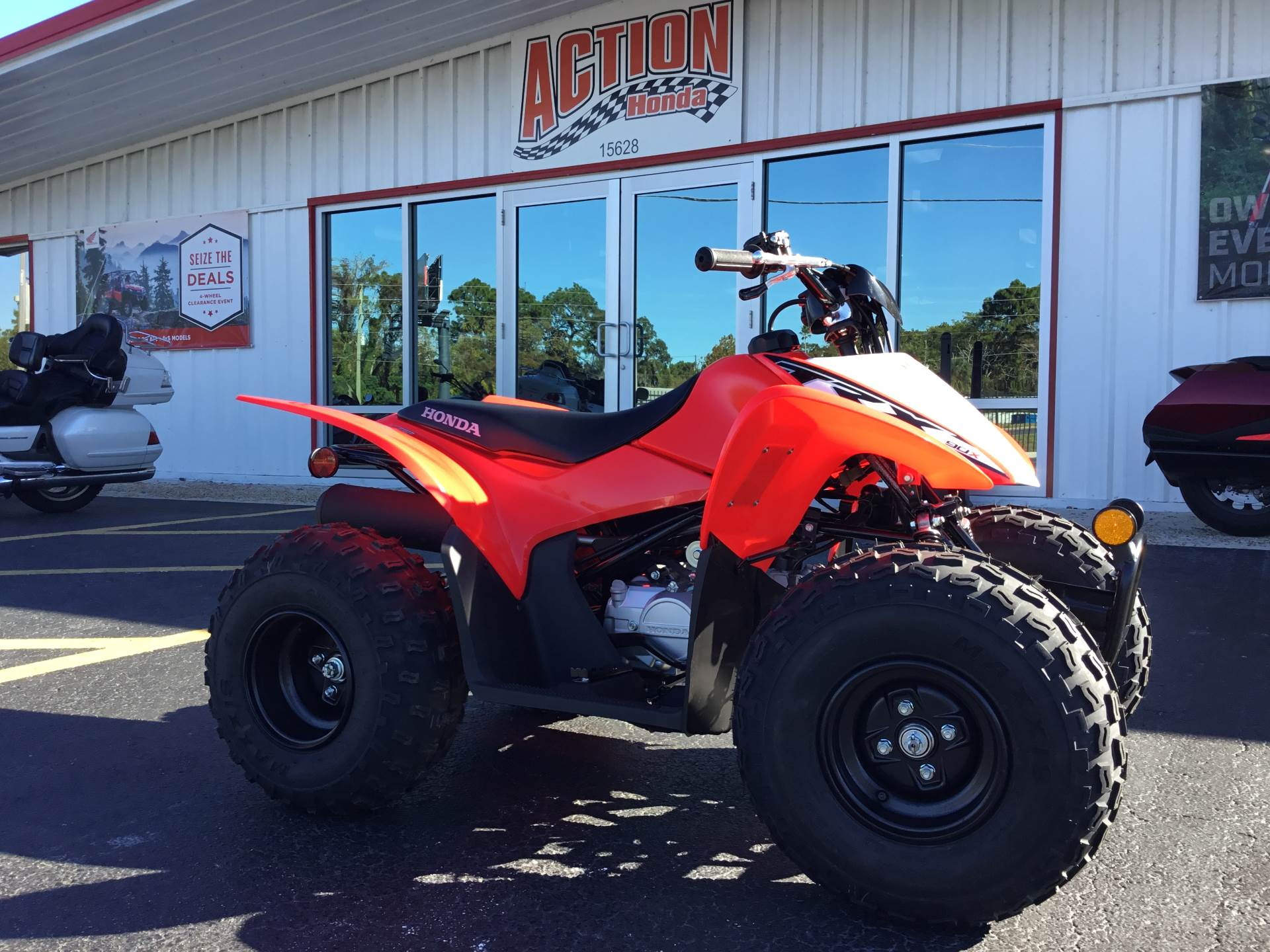 2019 Honda TRX90X in Hudson, Florida - Photo 1