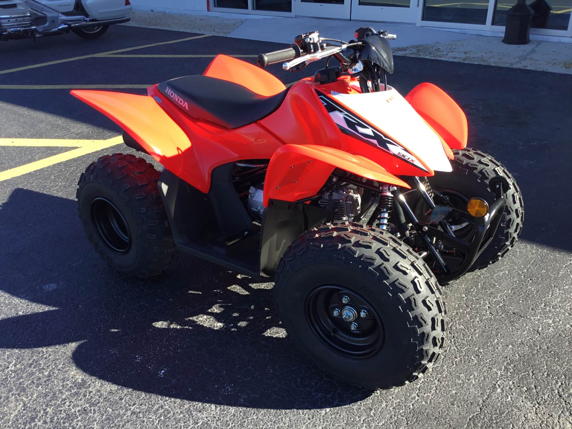2019 Honda TRX90X in Hudson, Florida - Photo 2