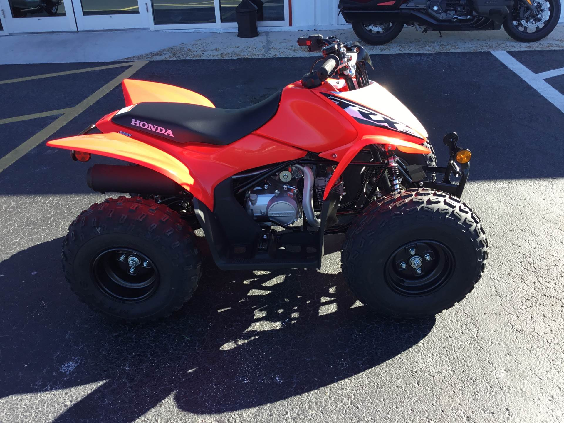2019 Honda TRX90X in Hudson, Florida - Photo 3