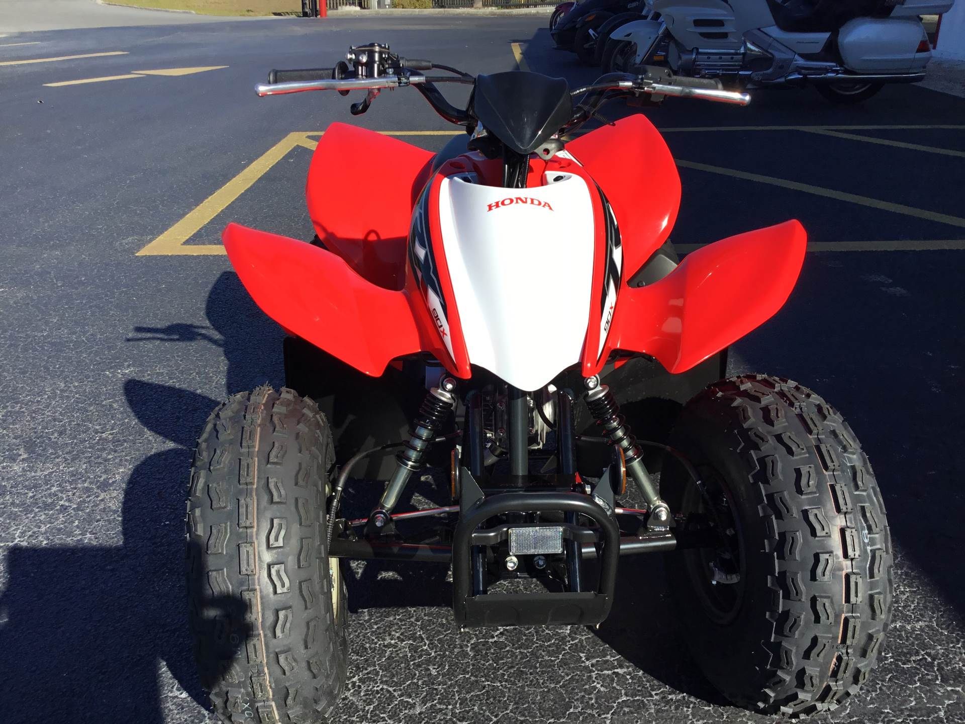2019 Honda TRX90X in Hudson, Florida - Photo 8