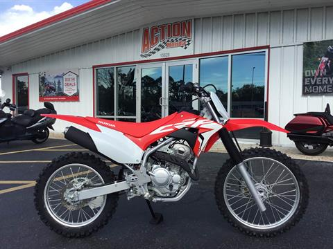 2019 Honda CRF250F in Hudson, Florida - Photo 1