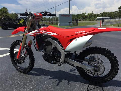 2019 Honda CRF450R in Hudson, Florida - Photo 7