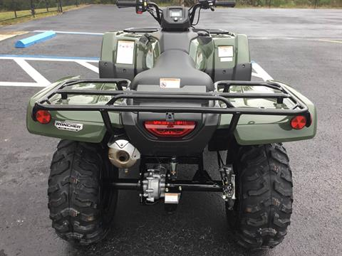 2019 Honda FourTrax Rancher 4x4 DCT EPS in Hudson, Florida