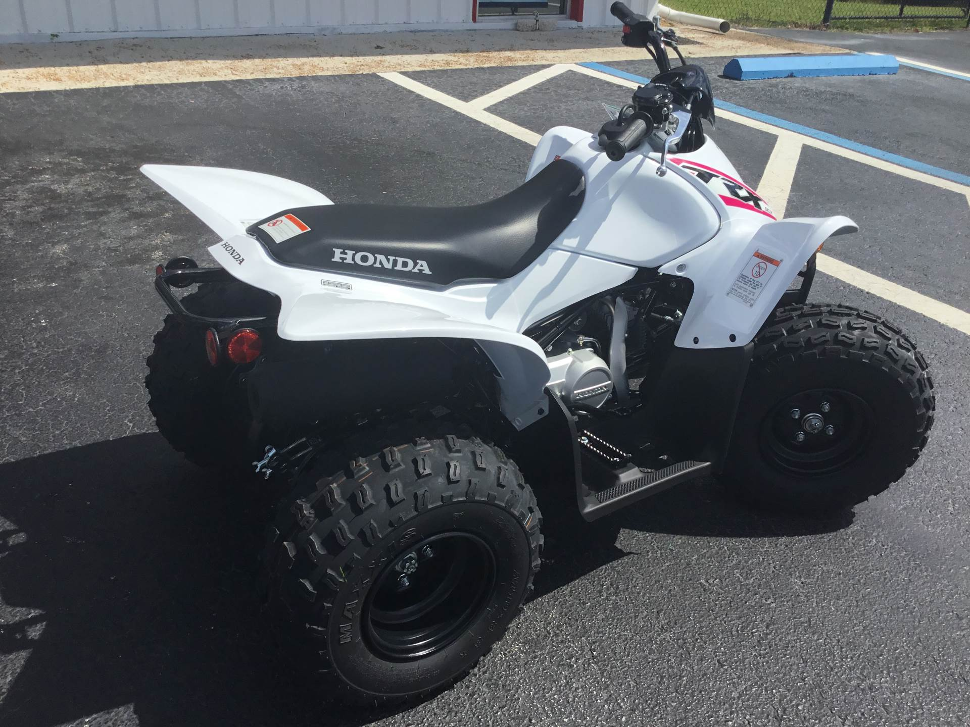 2019 Honda TRX90X in Hudson, Florida - Photo 4