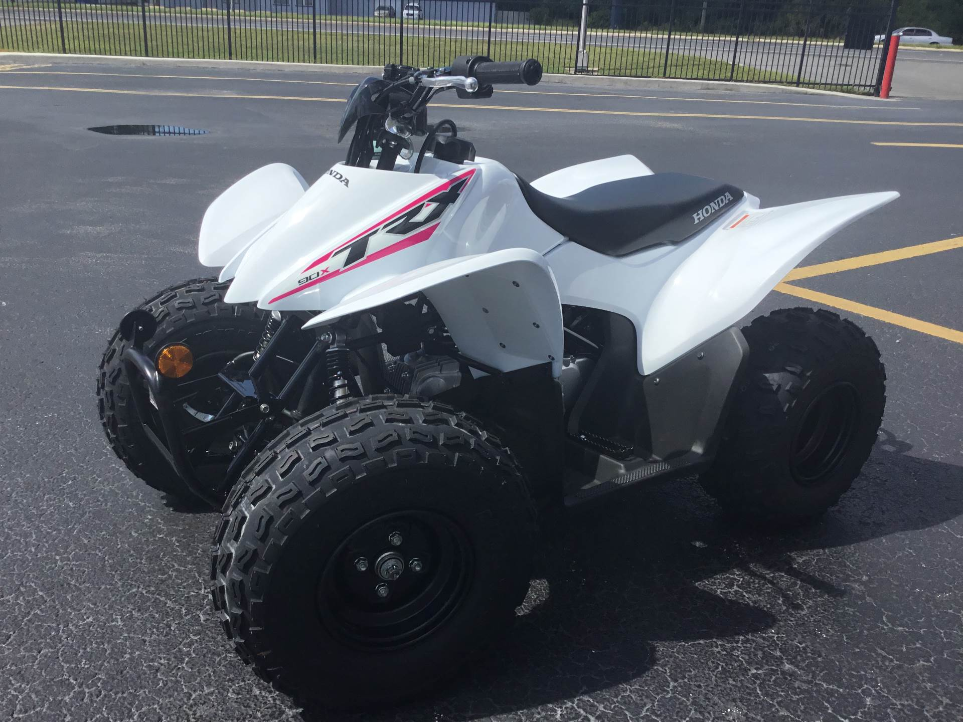 2019 Honda TRX90X in Hudson, Florida - Photo 5