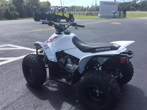 2019 Honda TRX90X in Hudson, Florida - Photo 7