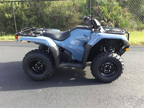 2021 Honda FourTrax Rancher 4x4 Automatic DCT EPS in Hudson, Florida - Photo 3