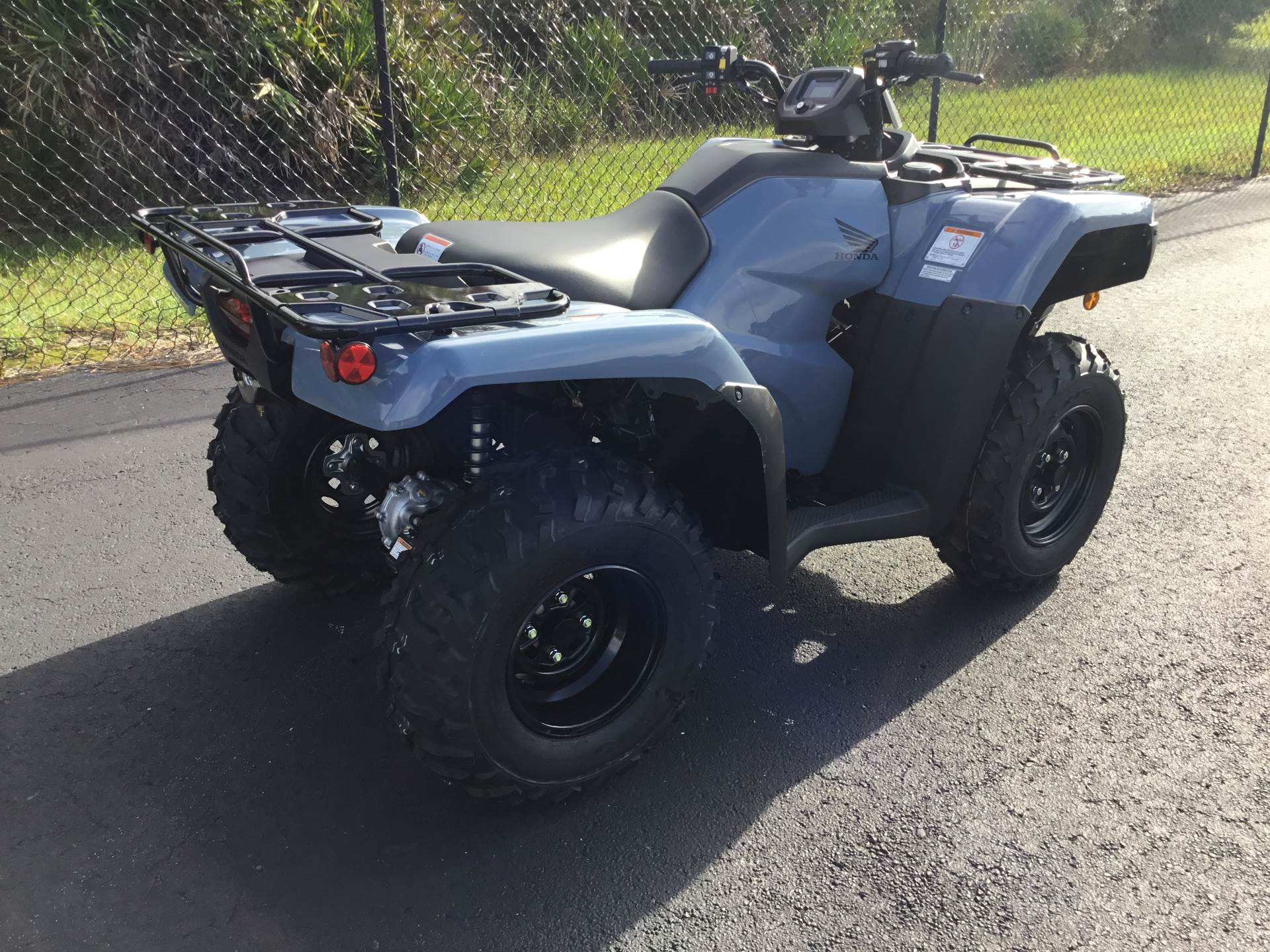 2021 Honda FourTrax Rancher 4x4 Automatic DCT EPS in Hudson, Florida - Photo 4