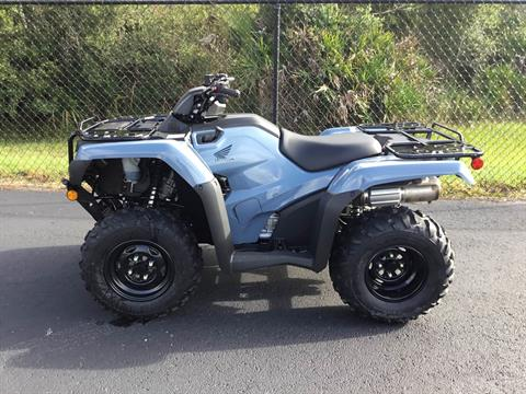 2021 Honda FourTrax Rancher 4x4 Automatic DCT EPS in Hudson, Florida - Photo 6