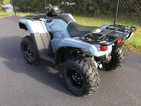 2021 Honda FourTrax Rancher 4x4 Automatic DCT EPS in Hudson, Florida - Photo 8