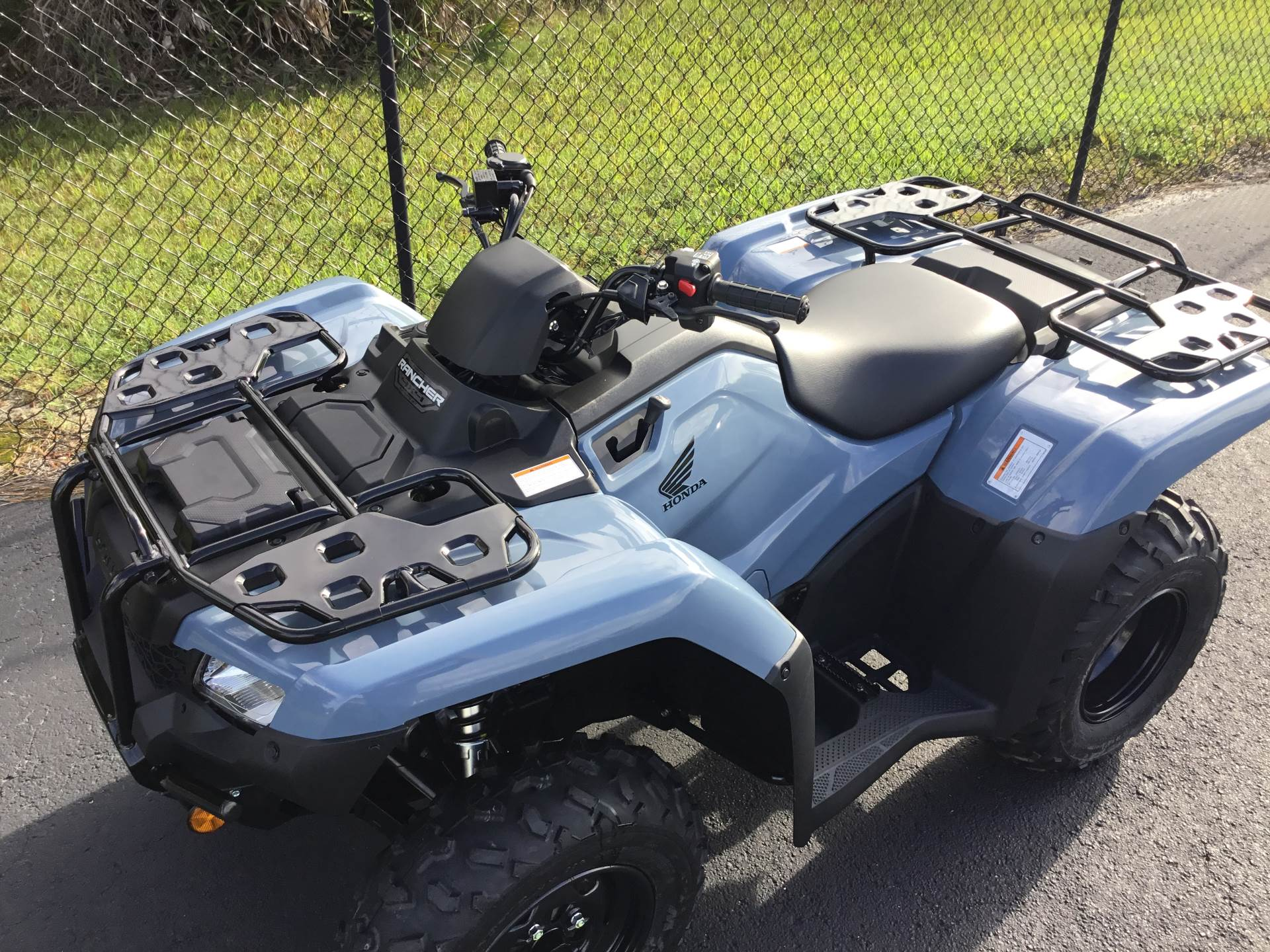 2021 Honda FourTrax Rancher 4x4 Automatic DCT EPS in Hudson, Florida - Photo 13