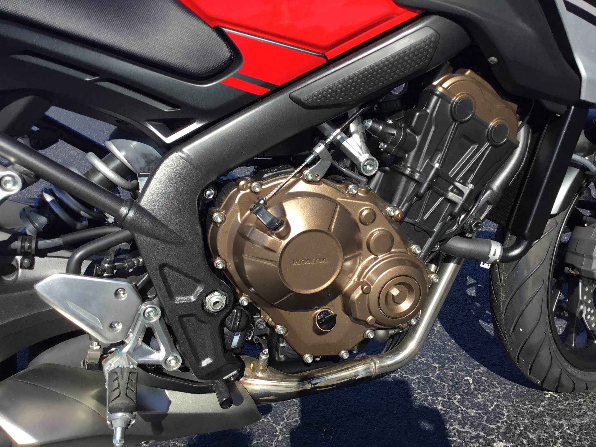 2018 Honda CB650F in Hudson, Florida - Photo 10