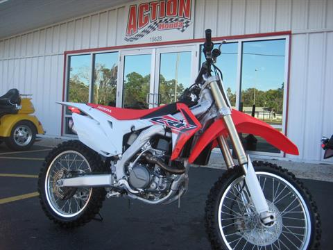2015 Honda CRF®450R in Hudson, Florida