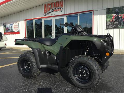 2019 Honda FourTrax Rancher 4x4 ES in Hudson, Florida