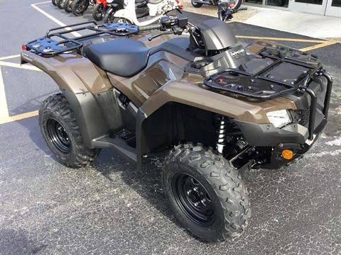 2020 Honda FourTrax Rancher 4x4 Automatic DCT IRS EPS in Hudson, Florida - Photo 2