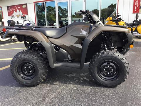 2020 Honda FourTrax Rancher 4x4 Automatic DCT IRS EPS in Hudson, Florida - Photo 3