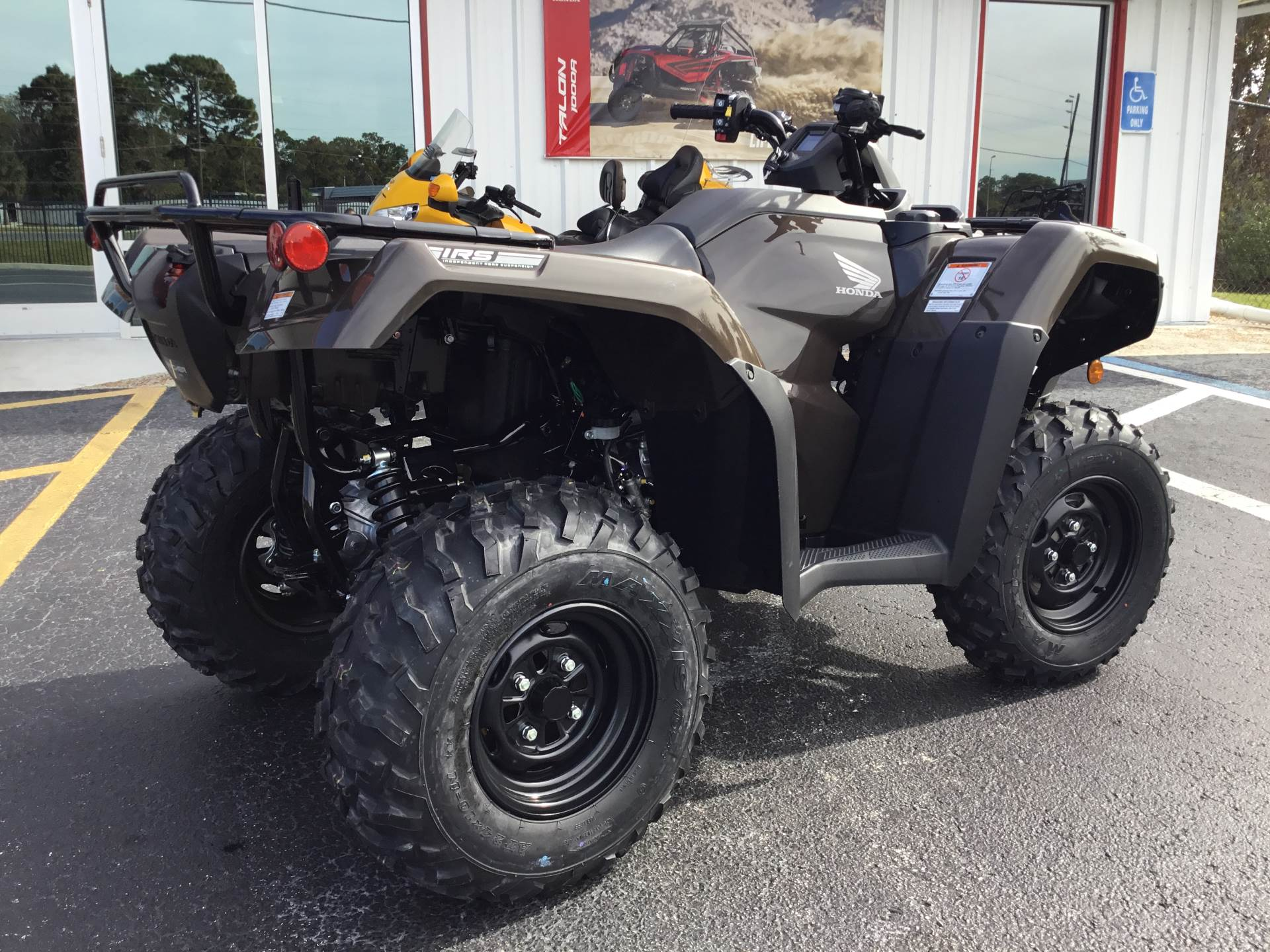 2020 Honda FourTrax Rancher 4x4 Automatic DCT IRS EPS in Hudson, Florida - Photo 4