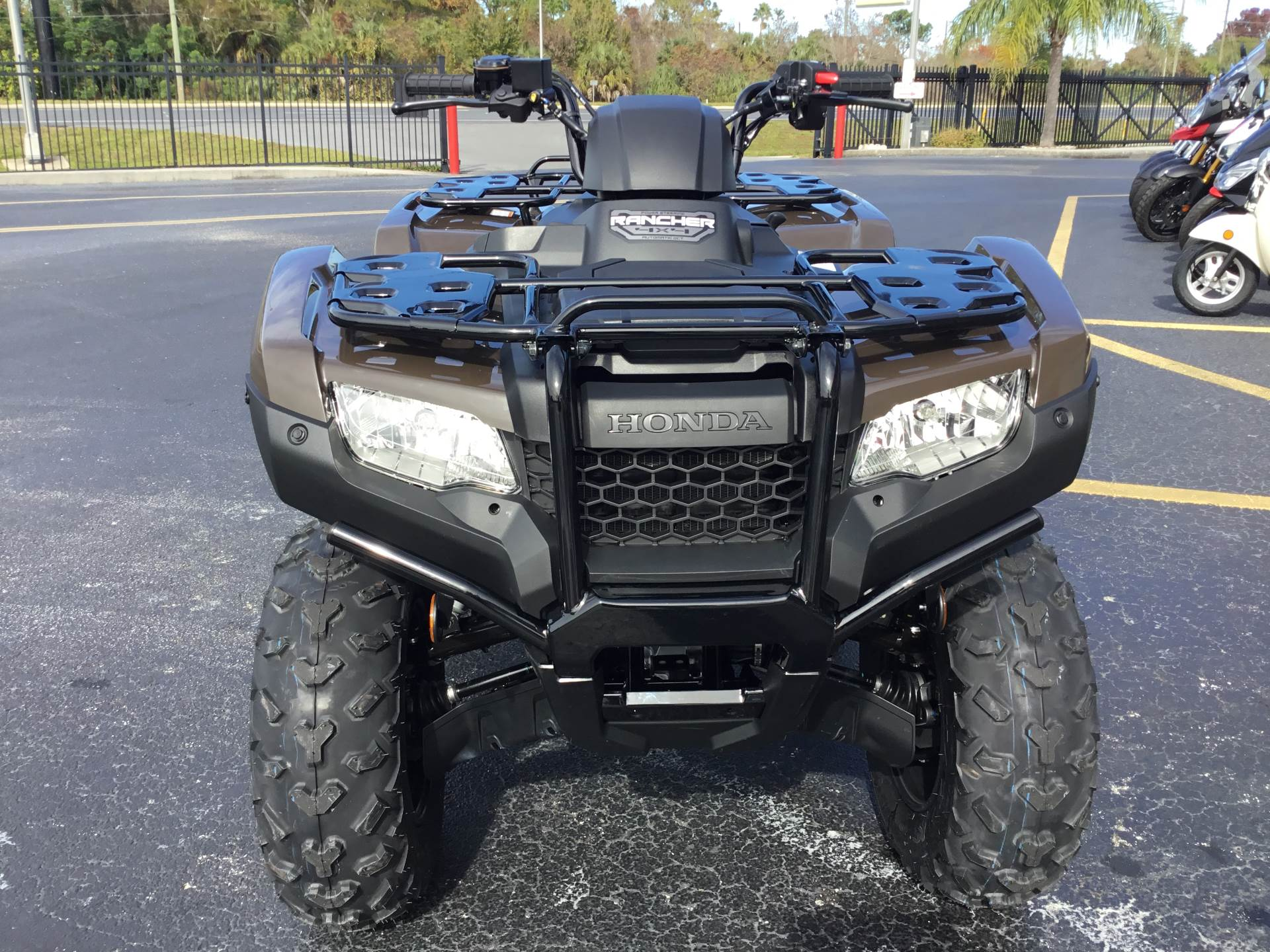 2020 Honda FourTrax Rancher 4x4 Automatic DCT IRS EPS in Hudson, Florida - Photo 5