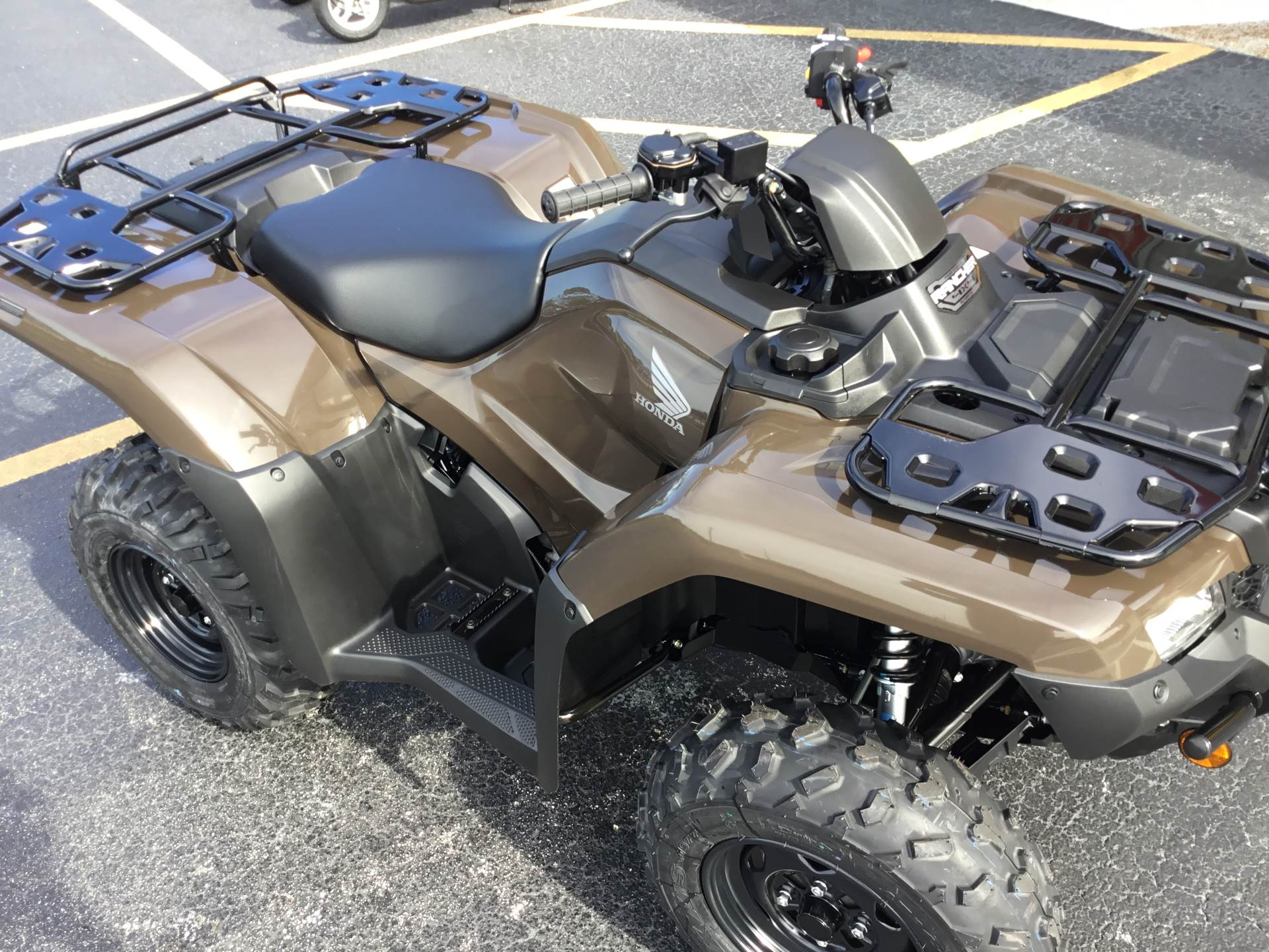 2020 Honda FourTrax Rancher 4x4 Automatic DCT IRS EPS in Hudson, Florida - Photo 6
