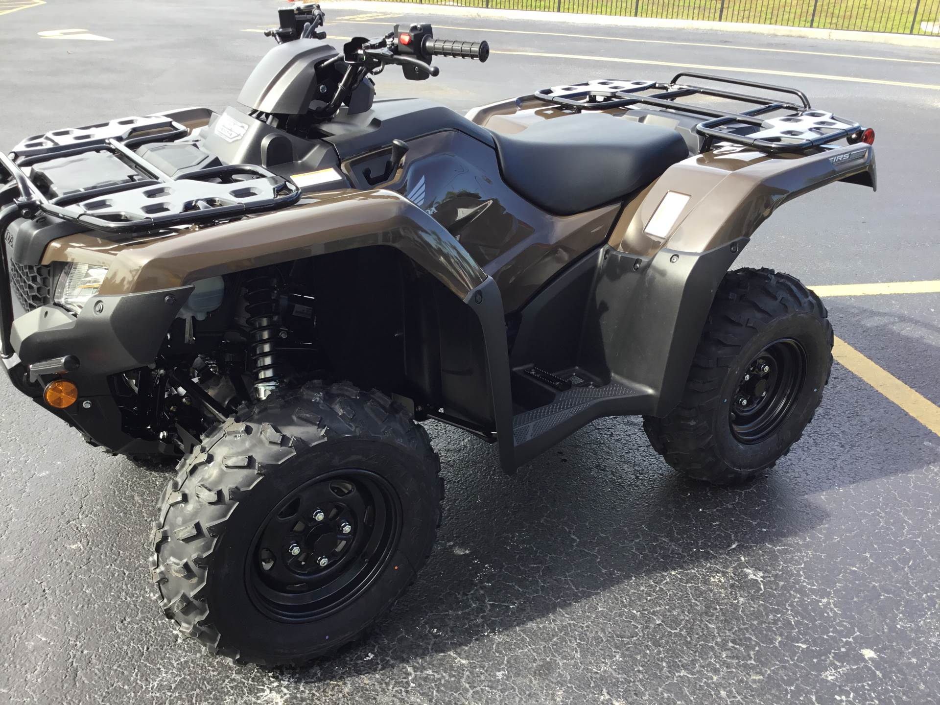 2020 Honda FourTrax Rancher 4x4 Automatic DCT IRS EPS in Hudson, Florida - Photo 7
