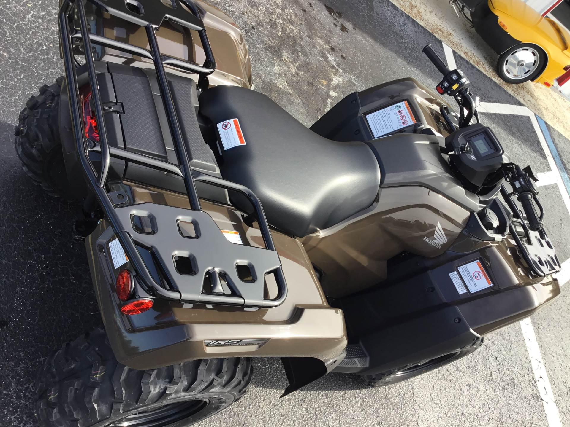 2020 Honda FourTrax Rancher 4x4 Automatic DCT IRS EPS in Hudson, Florida - Photo 10