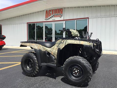 2015 Honda FourTrax® Foreman® 4x4 ES in Hudson, Florida