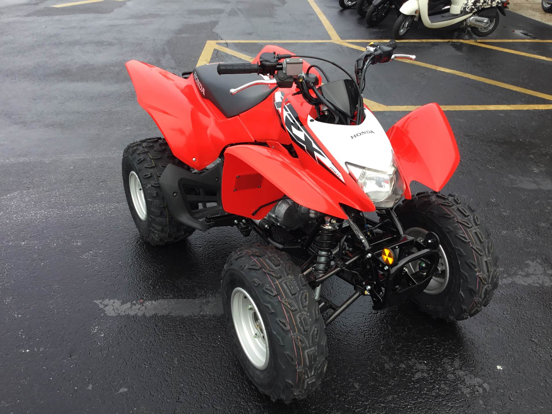 2020 Honda TRX250X in Hudson, Florida - Photo 2