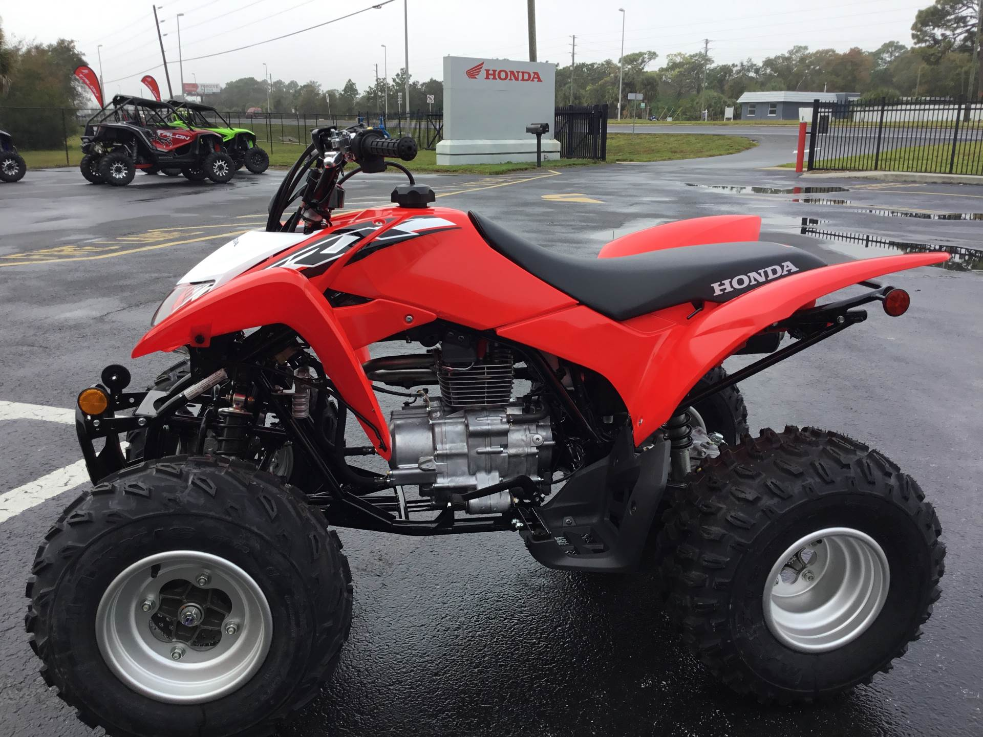 2020 Honda TRX250X in Hudson, Florida - Photo 6
