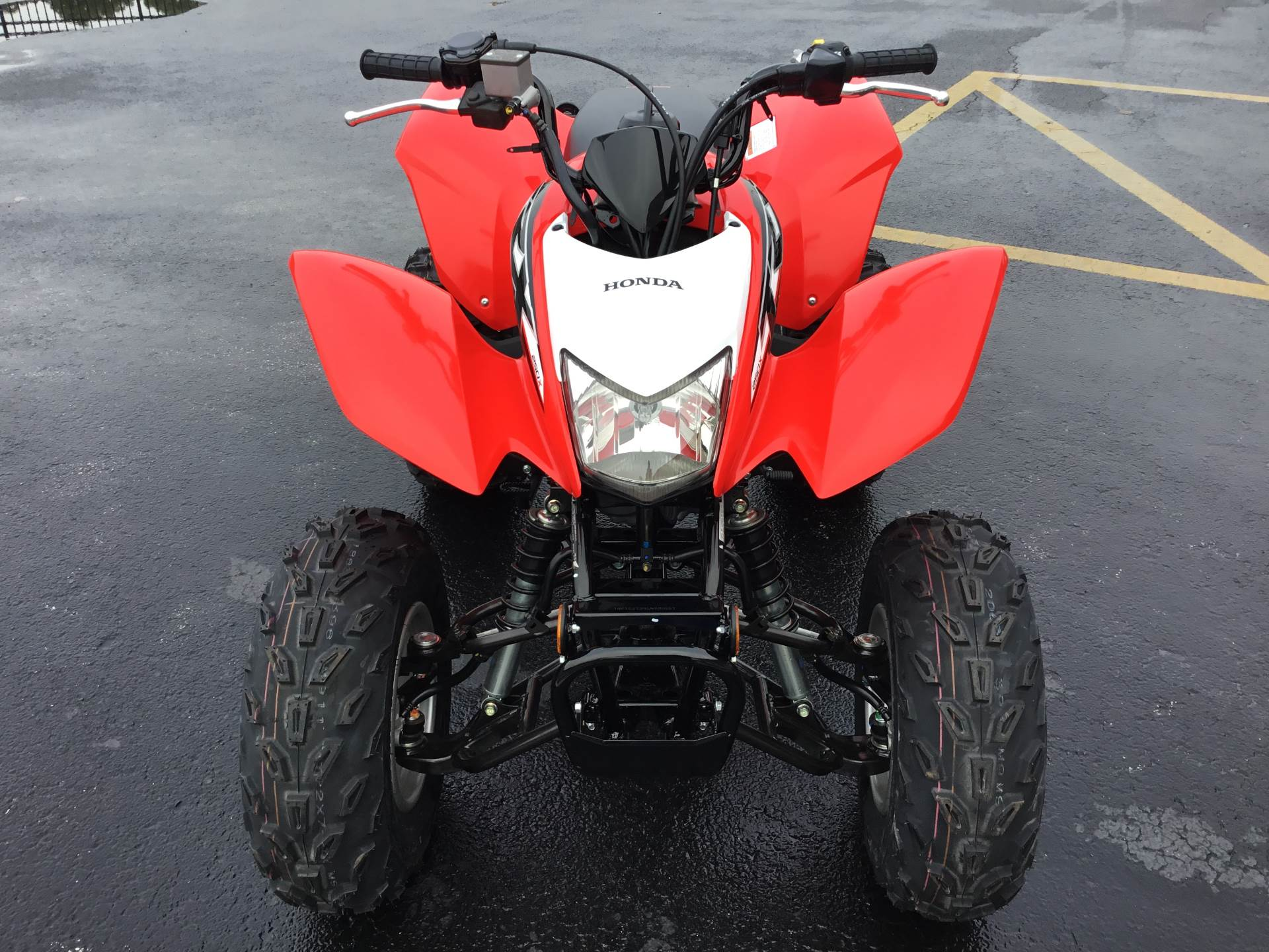 2020 Honda TRX250X in Hudson, Florida - Photo 8