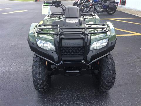 2019 Honda FourTrax Rancher 4x4 in Hudson, Florida