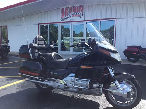 1993 Honda Gold Wing Aspencade in Hudson, Florida