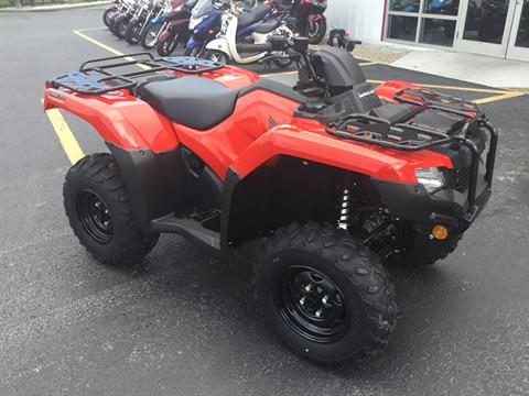 2020 Honda FourTrax Rancher 4x4 Automatic DCT IRS in Hudson, Florida - Photo 2
