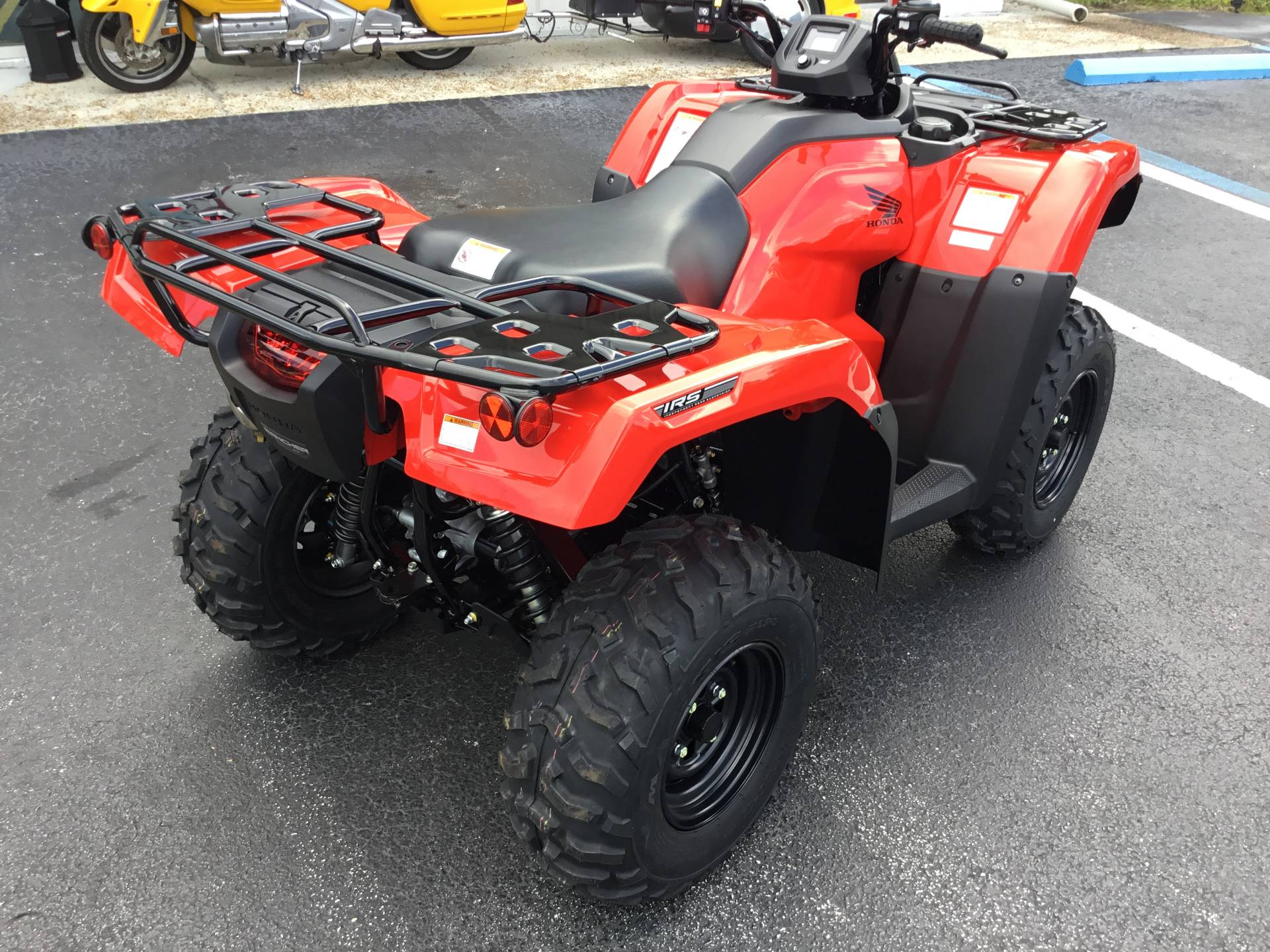 2020 Honda FourTrax Rancher 4x4 Automatic DCT IRS in Hudson, Florida - Photo 4