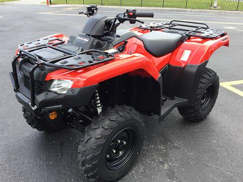 2020 Honda FourTrax Rancher 4x4 Automatic DCT IRS in Hudson, Florida - Photo 6