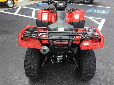 2020 Honda FourTrax Rancher 4x4 Automatic DCT IRS in Hudson, Florida - Photo 10