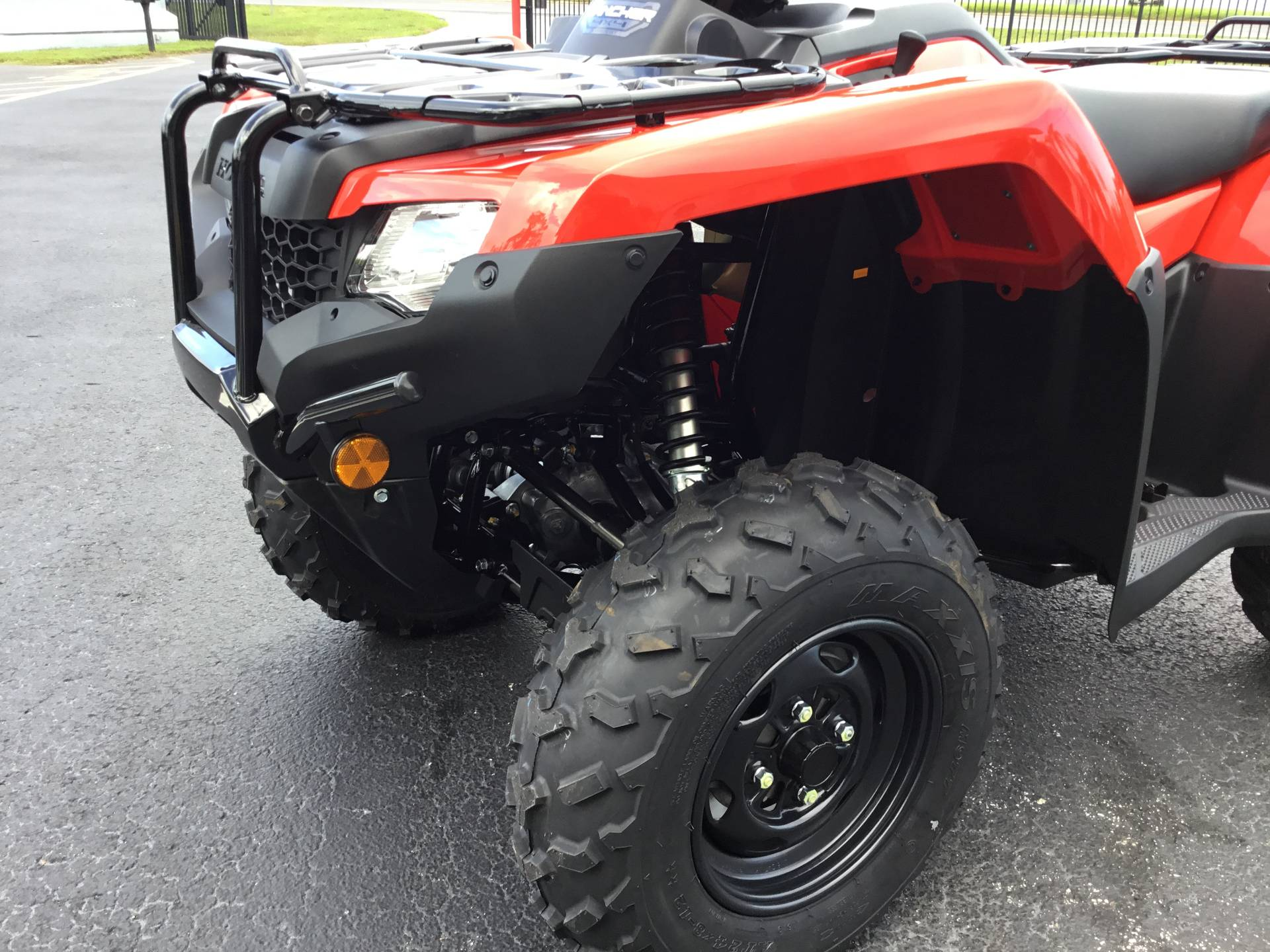 2020 Honda FourTrax Rancher 4x4 Automatic DCT IRS in Hudson, Florida - Photo 12