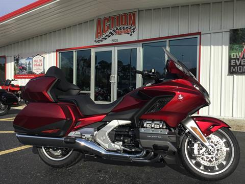 2018 Honda Gold Wing Tour Automatic DCT in Hudson, Florida - Photo 1