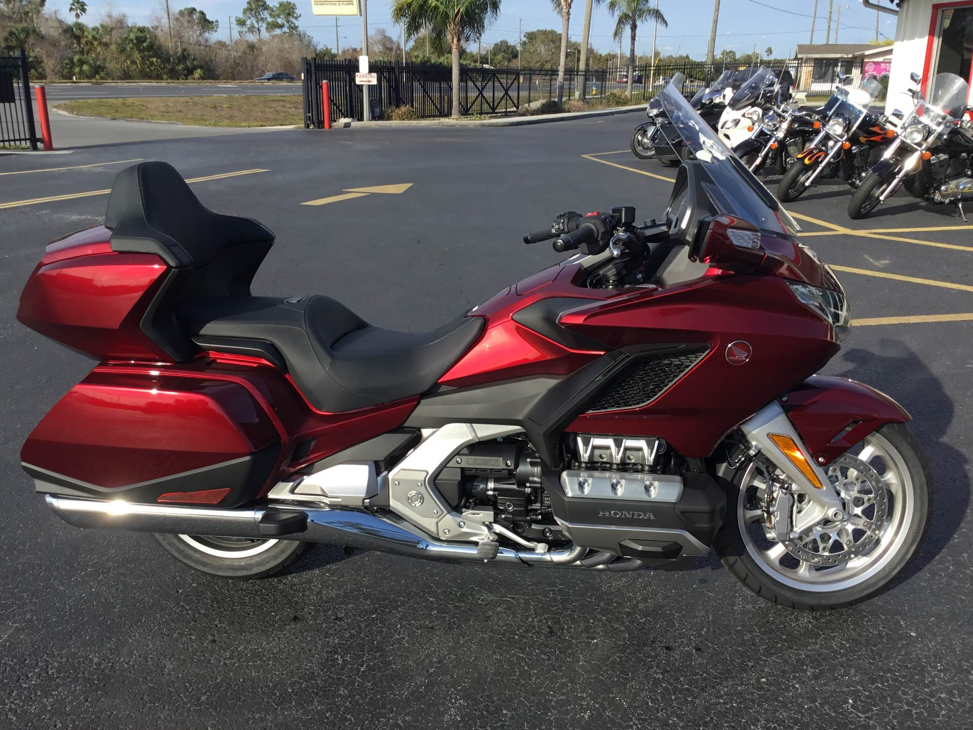 2018 Honda Gold Wing Tour Automatic DCT in Hudson, Florida - Photo 3