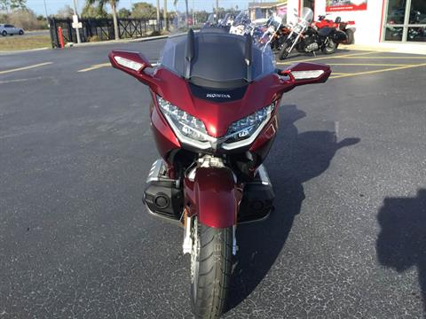 2018 Honda Gold Wing Tour Automatic DCT in Hudson, Florida - Photo 5