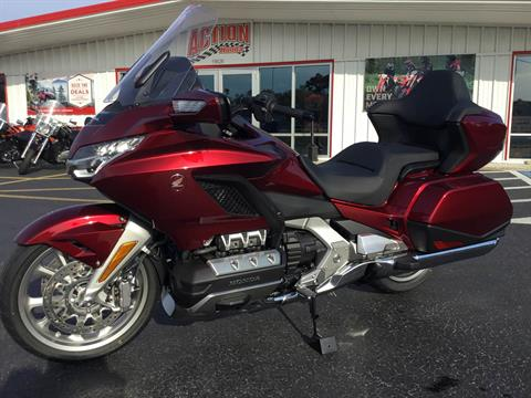 2018 Honda Gold Wing Tour Automatic DCT in Hudson, Florida - Photo 6