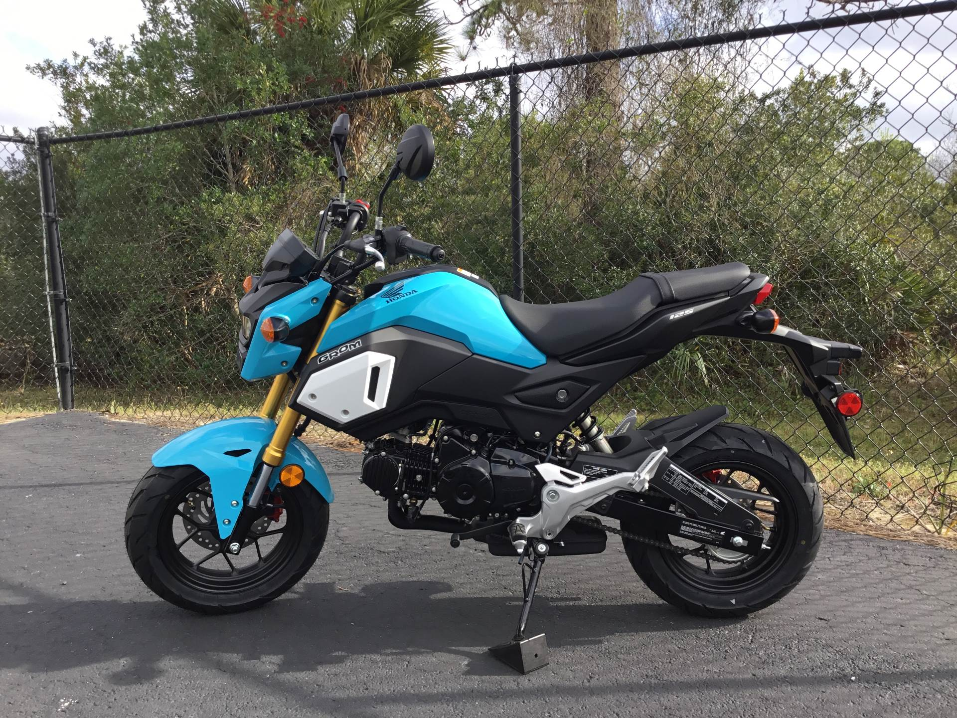 2020 Honda Grom in Hudson, Florida - Photo 7