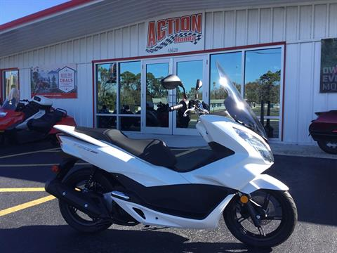 2018 Honda PCX150 in Hudson, Florida