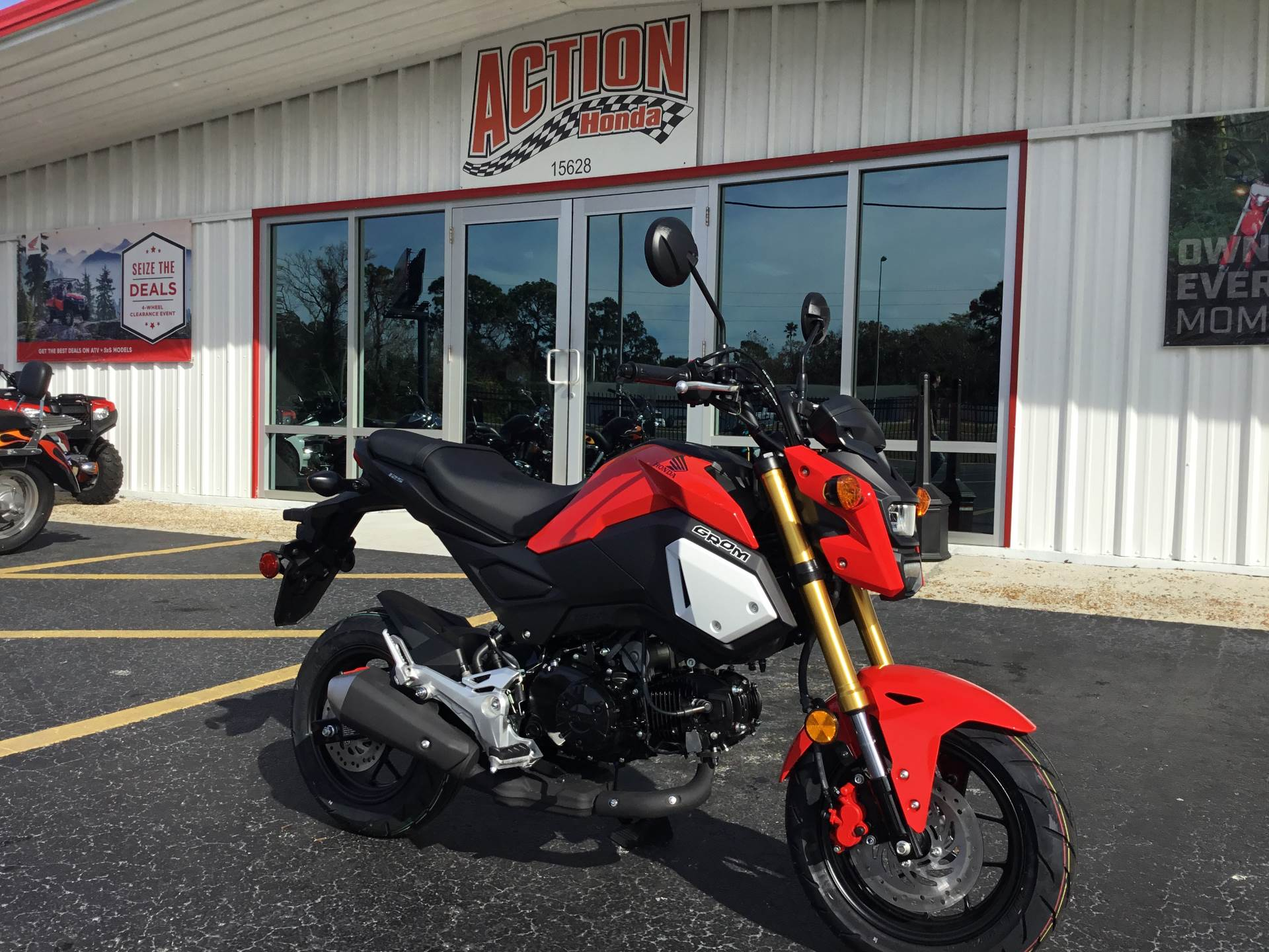 2019 Honda Grom in Hudson, Florida - Photo 1