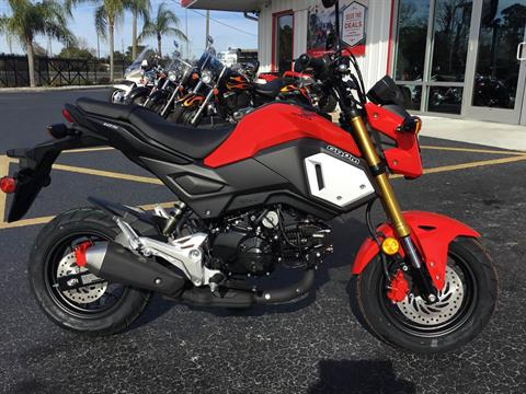 2019 Honda Grom in Hudson, Florida - Photo 7