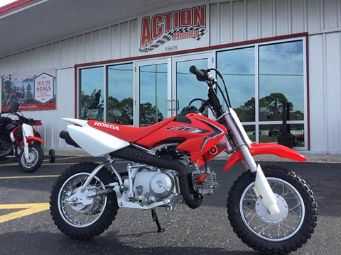2019 Honda CRF50F in Hudson, Florida