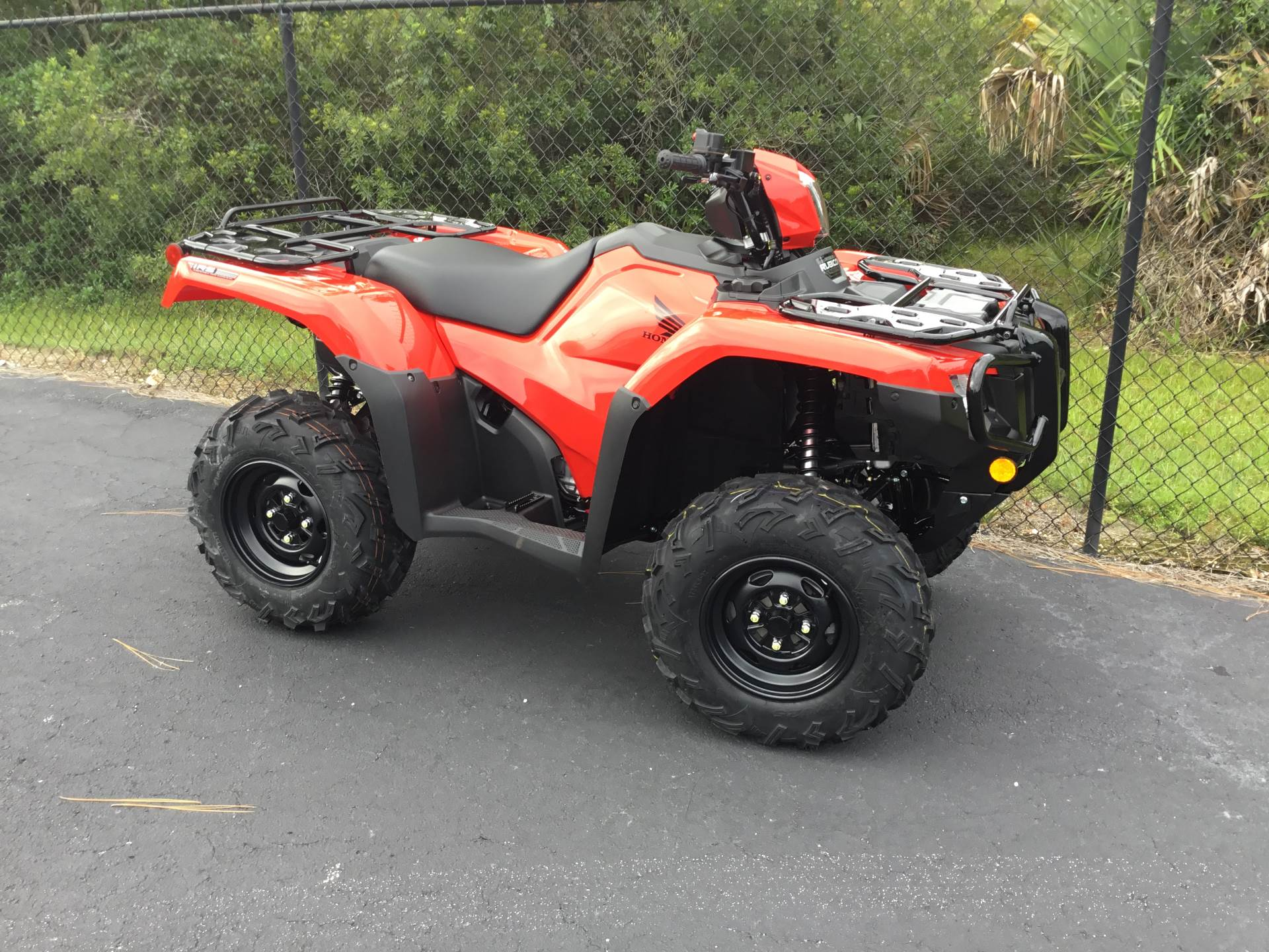 2021 Honda FourTrax Foreman Rubicon 4x4 Automatic DCT in Hudson, Florida - Photo 2
