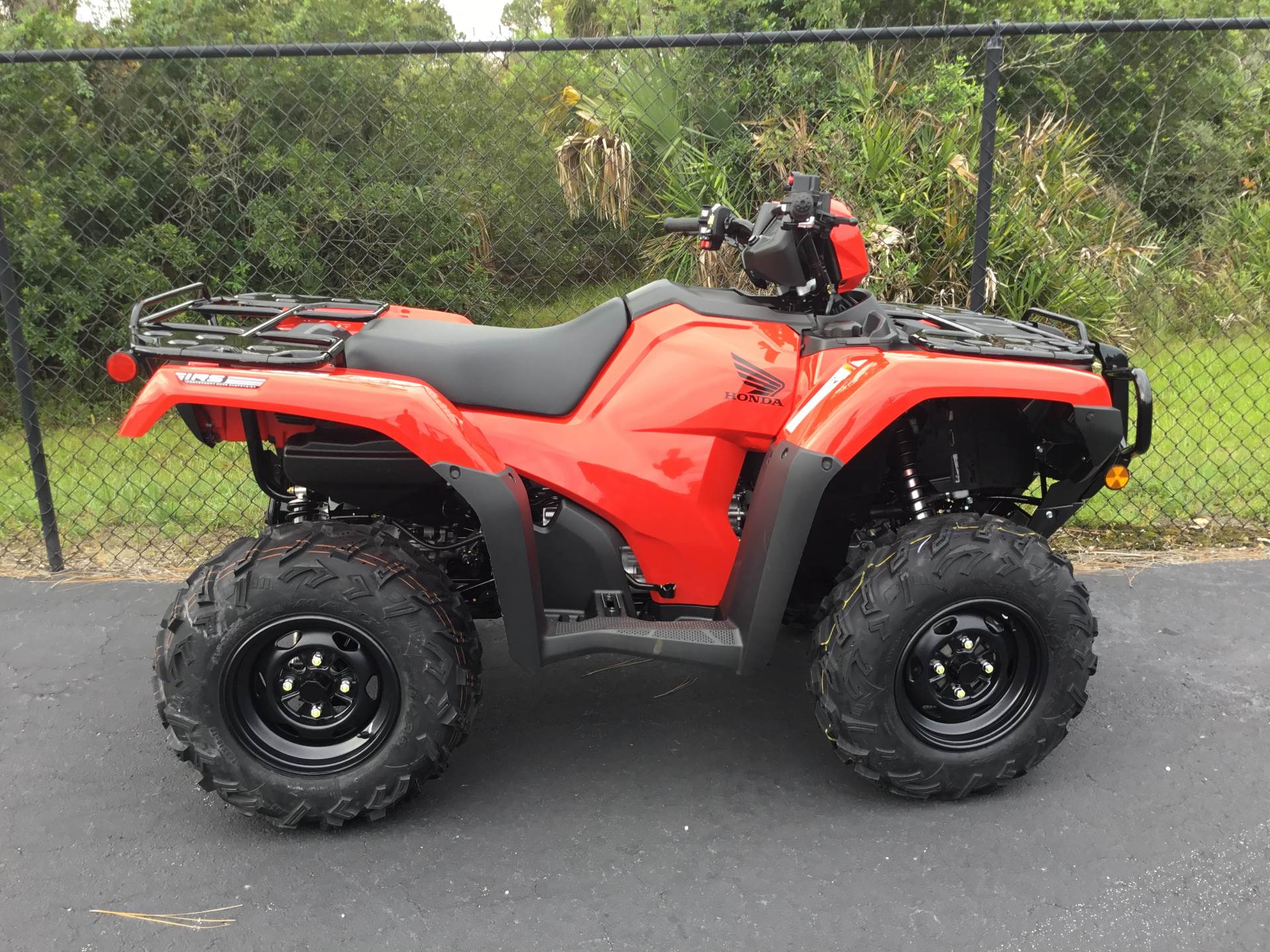 2021 Honda FourTrax Foreman Rubicon 4x4 Automatic DCT in Hudson, Florida - Photo 3