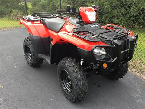2021 Honda FourTrax Foreman Rubicon 4x4 Automatic DCT in Hudson, Florida - Photo 5